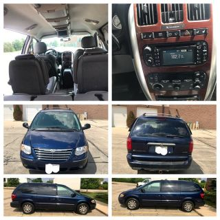 STOW N GO SEATS 2006 Chrysler Town Country LIMITED/TV/DVD 130,000 Miles RUNS GREAT $2500