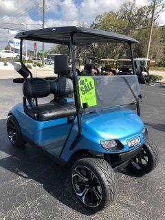 2016 E-Z-Go TXT Electric Golf Golf Carts Lakeland, FL