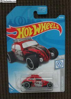NEW 2017 Hot Wheels: 68/250 CUSTOM VW BEETLE