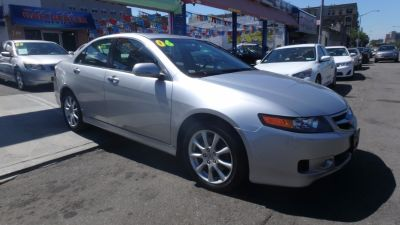 2006 Acura TSX Base (Alabaster Silver Metallic)