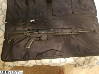 For Sale/Trade: Ruger SR 556