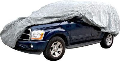 Find NEW FULL SIZE SUV-SPORT UTILITY-TRUCK COVER-UP TO 20.5' (65186) motorcycle in West Bend, Wisconsin, US, for US $56.31