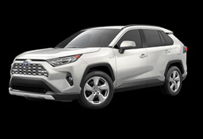 2019 Toyota RAV4 Hybrid Limited ()