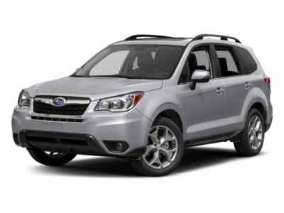 2016 Subaru Forester 2.5i Limited (Dark Gray Metallic)
