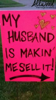 Garage sale, furniture clothes household items lots of stuff,