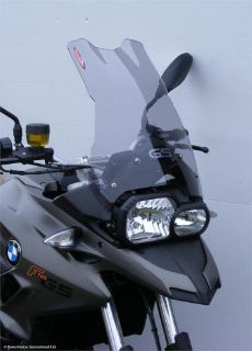 Find BMW F700GS 2013 2016 Touring Windshield Shield Screen L Grey - MADE IN UK (PB) motorcycle in Ann Arbor, Michigan, United States, for US $179.95