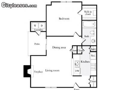 One Bedroom In Contra Costa County