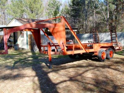 GOOSENECK FLAT BED  77 x 16Reduced price
