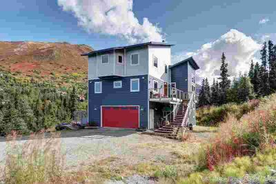 2035 W River Drive Eagle River Four BR, Beautifully custom