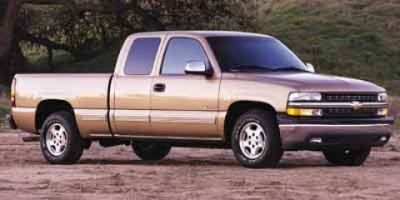 2001 Chevrolet Silverado 1500 LT (Light Pewter Metallic)
