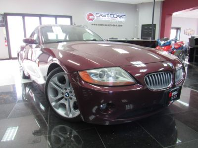 2004 BMW Z4 3.0i (Merlot Red Metallic)