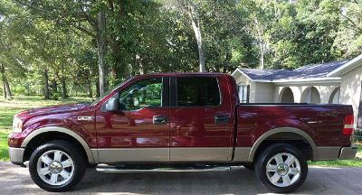 $5,542, Perfect 2006 Ford F-150 Lariat  Pickup