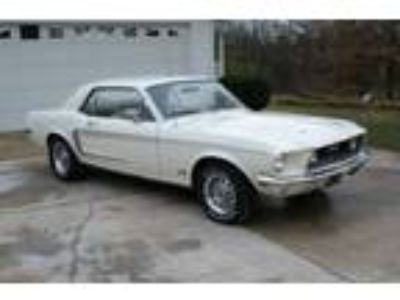 1968 Ford Mustang GT Coupe 390 S