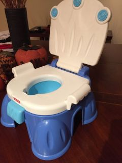 MUSICAL POTTY SEAT!!