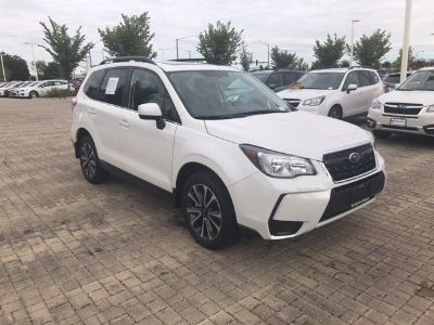2018 Subaru Forester 2.0XT Premium with Starlink (Crystal White Pearl)