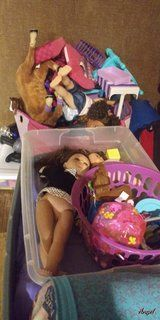 My Life Doll collection