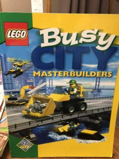 LEGO Busy City Master Builders