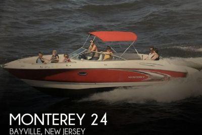 2004 Monterey Montura 248 LS