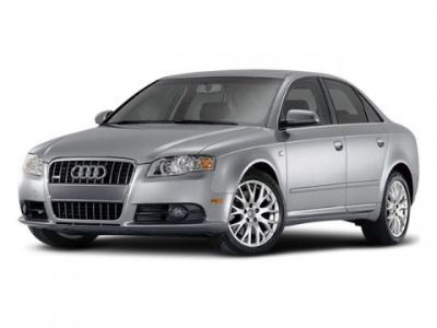 2008 Audi A4 2.0T quattro (Light Silver Metallic)