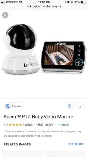 Looking for Levana baby monitor cord