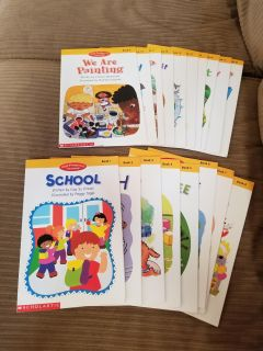 Scholastic High-Frequency Readers set of 18