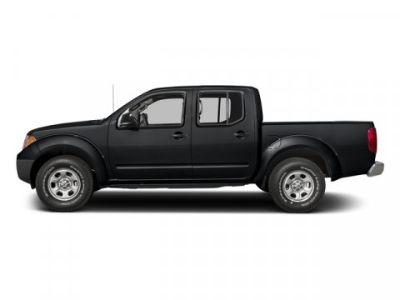2018 Nissan Frontier S (Magnetic Black)