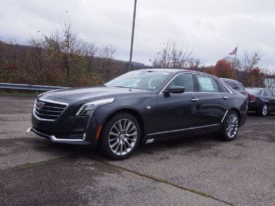 2017 Cadillac CT6 Sedan Luxury AWD (Phantom Gray Metallic)