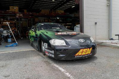 2007 RJ Championship Cobalt - Ex-John Montecalvo