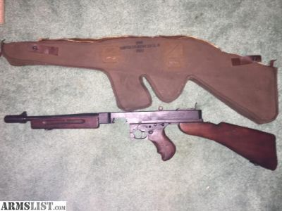 For Sale: Tommy gun parts kit
