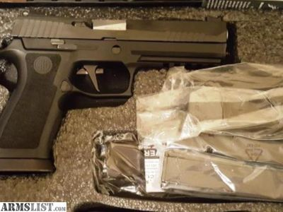 For Sale: Sig 320 X5 9mm