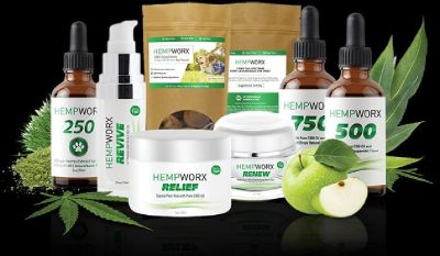 HempWorx CBD made in USA and Availble to purchase adn ship to Canada & USA.