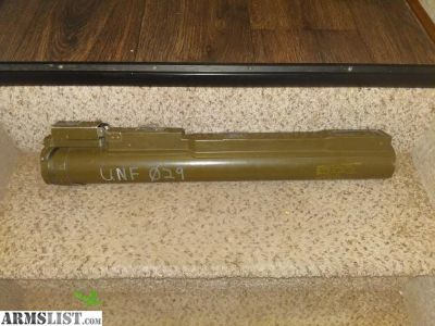 For Sale/Trade: M72 LAW (Light Anti-Tank Weapon)