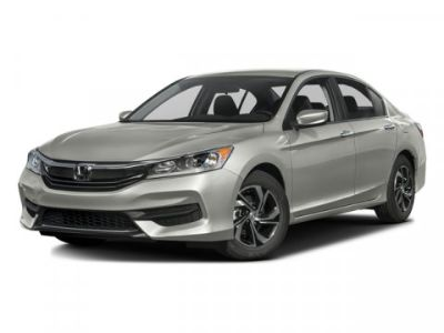 2016 Honda Accord LX (Modern Steel Metallic)