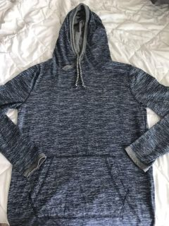Holister Hooded Shirt Size Small