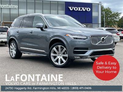 2018 Volvo XC90 T6 Inscription (Osmium Gray Metallic)