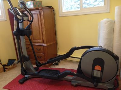 Elliptical, Nordic Track Space Saver