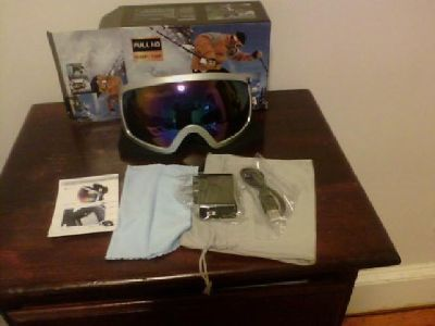 $199 video ski goggles