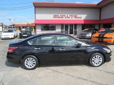2013 Nissan Altima 2.5 Super Black All credit accepted (Houma)