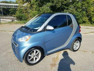 2011 smart Fortwo pure (Blue)