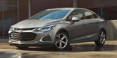 2019 Chevrolet Cruze LT (Red)
