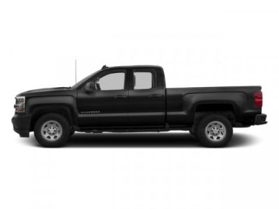 2018 Chevrolet Silverado 1500 Work Truck (Black)