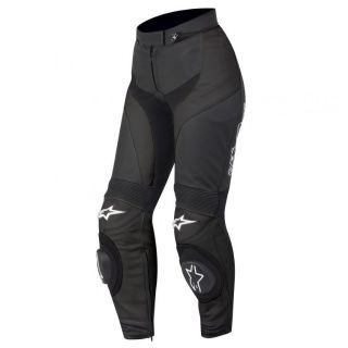 Purchase Alpinestars Stella GP Plus Black Size 38-50 Leather Women Motorcycle Sport Pants motorcycle in Ashton, Illinois, US, for US $399.95