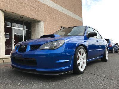 2006 Subaru Impreza WRX TR (WR Blue Pearl)