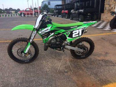2016 Kawasaki KX85 Motocross Motorcycles Talladega, AL