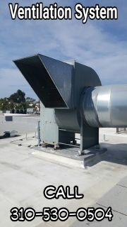 Exhaust Fan Repairs, Serivces