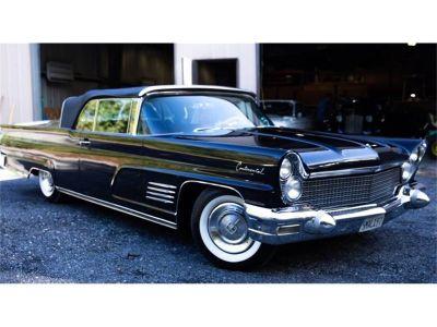 1960 Lincoln Mark V