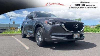 2017 Mazda CX-5 Touring (MACHINE GRAY METALLIC)