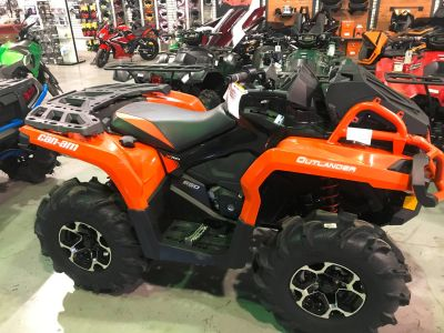 2018 Can-Am Outlander X mr 650 Utility ATVs Brilliant, OH