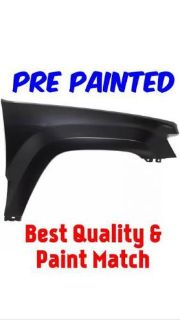 Buy 2005-2010 Jeep Grand Cherokee PRE PAINTED PASSENGER SIDE FRONT FENDER motorcycle in Holland, Michigan, United States, for US $190.00