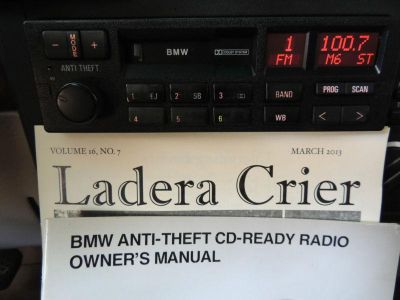 Find BMW Radio E34 refurbished, my best collection all works, 17 pins, AM FM Weather motorcycle in Fremont, California, US, for US $175.00